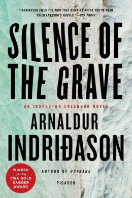 Indridason, Arnaldur, Silence of the Grave