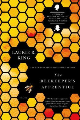King, Laurie R. - The Beekeeper's Apprentice