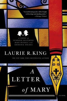 King, Laurie R. - A Letter of Mary