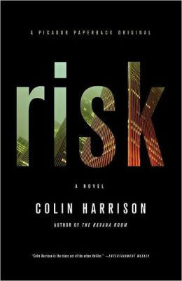 Harrison, Colin - Risk