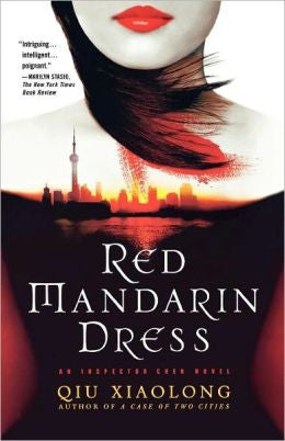 Qiu, Xiaolong - Red Mandarin Dress