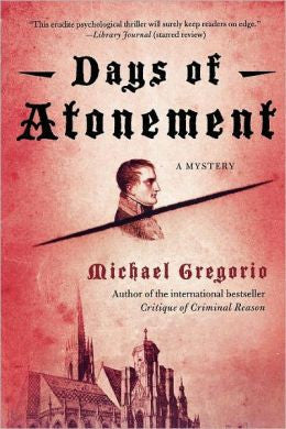 Gregorio, Michael - Days of Atonement