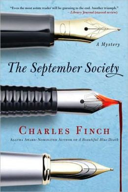 Finch, Charles - The September Society