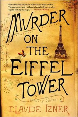 Izner, Claude, Murder on the Eiffel Tower #1