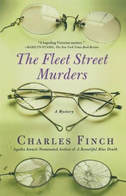 Finch, Charles - The Fleet Street Murders