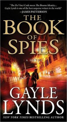 Lynds, Gayle - The Book of Spies
