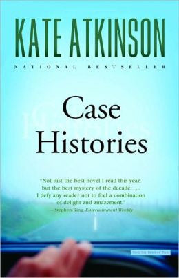 Atkinson, Kate, Case Histories