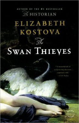 Kostova, Elizabeth - The Swan Thieves