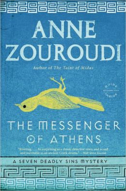 Zouroudi, Anne - The Messenger of Athens