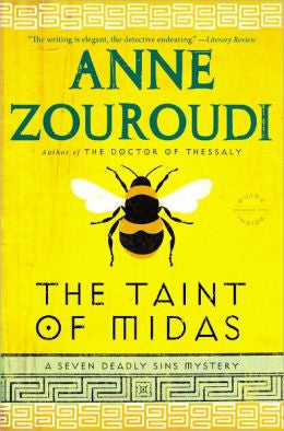 Zouroudi, Anne - The Taint of Midas