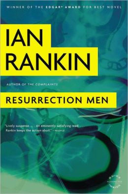 Rankin, Ian - Resurrection Men