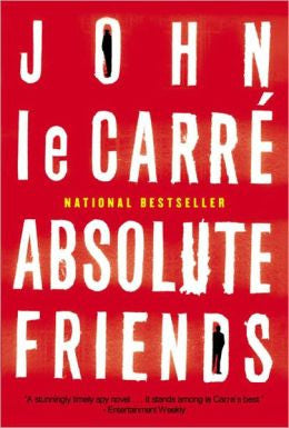 LeCarre, John, Absolute Friends
