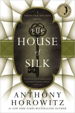 Anthony Horowitz - The House Of Silk