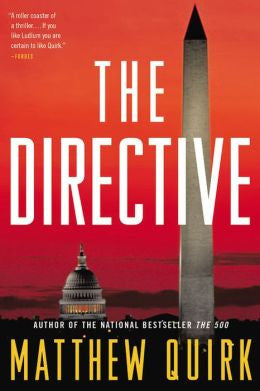 Matthew Quirk - The Directive