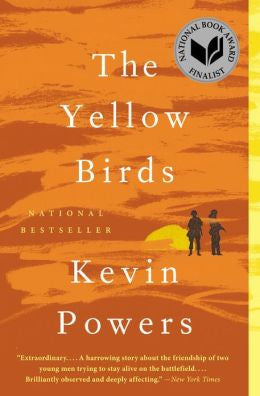 Powers, Kevin - The Yellow Birds