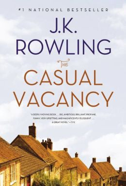 Rowling, J. K. - The Casual Vacancy