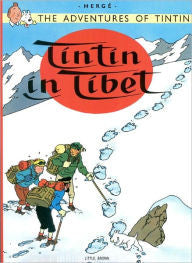 Herge, The Adventures of TinTin, TinTin in Tibet