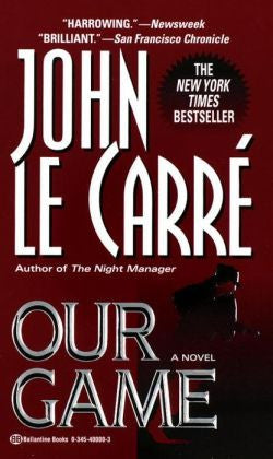 Carré, John Le - Our Game