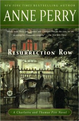 Perry, Anne - Resurrection Row