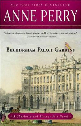 Perry, Anne - Buckingham Palace Gardens