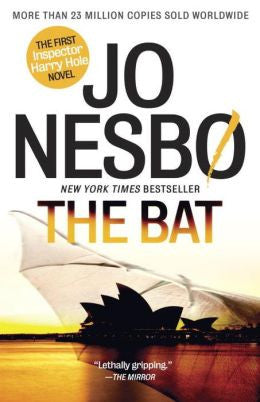 Nesbø, Jo - The Bat