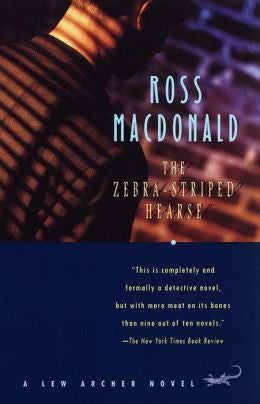 Macdonald, Ross - The Zebra-Striped Hearse