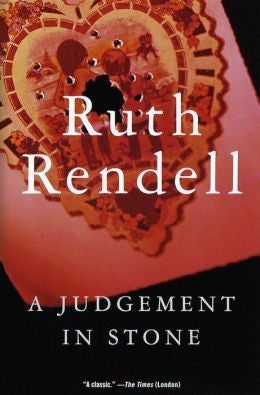 Rendell, Ruth - A Judgement in Stone