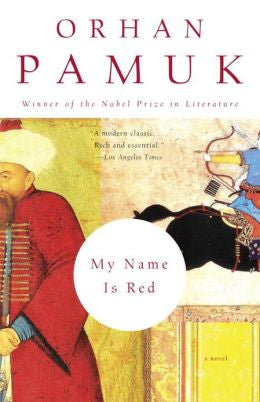 Pamuk, Orhan - My Name Is Red