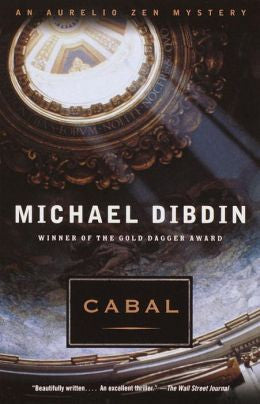 Dibdin, Michael - Cabal