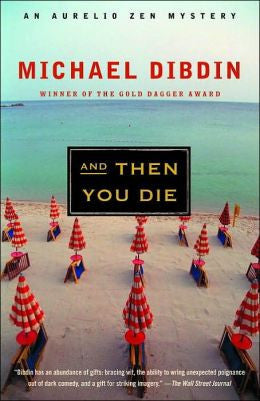 Dibdin, Michael - And Then You Die