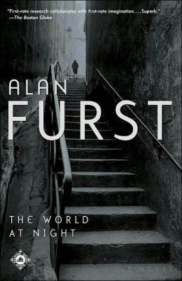 Furst, Alan - The World At Night