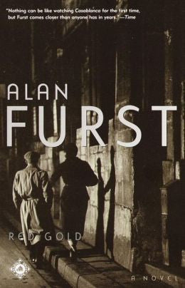 Furst, Alan - Red Gold