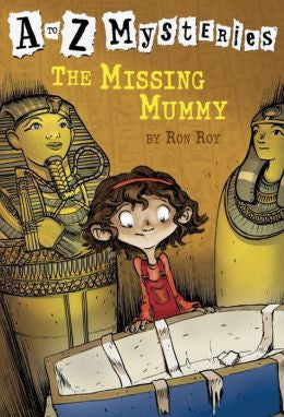 Roy, Ron, The Missing Mummy