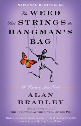Bradley, Alan - The Weed That Strings the Hangman's Bag