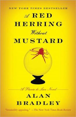 Bradley, C. Alan - A Red Herring Without Mustard
