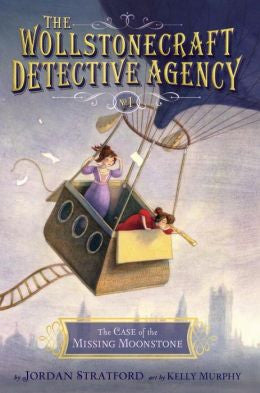 Jordan Stratford - The Wollstonecraft Detective Agency
