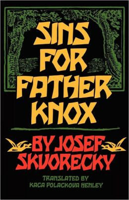 Skvorecky, Josef, Sins of Father Knox