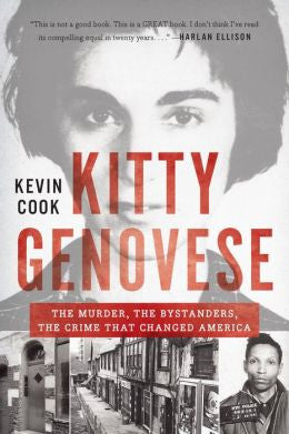 Kevin Cook - Kitty Genovese