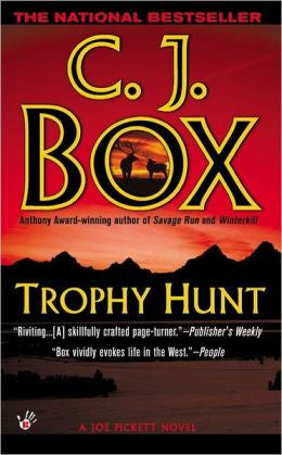 Box, C.J. - Trophy Hunt