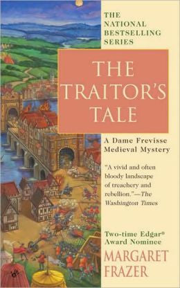 Frazer, Margaret - The Traitor's Tale