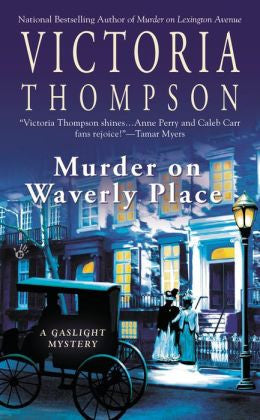 Thompson, Victoria, Murder on Waverly Place