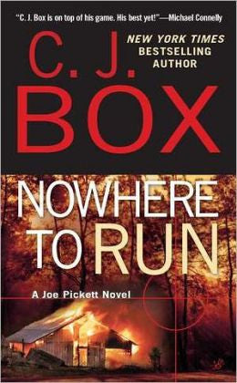 Box, C.J. - Nowhere to Run