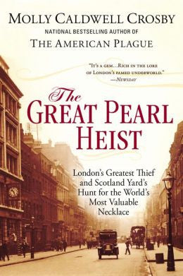 Crosby, Molly Caldwell - The Great Pearl Heist