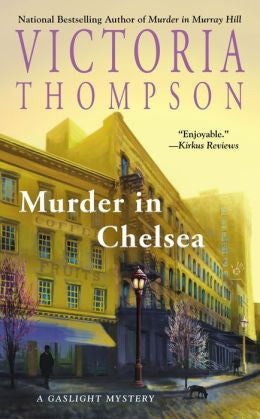Thompson, Victoria, Murder in Chelsea