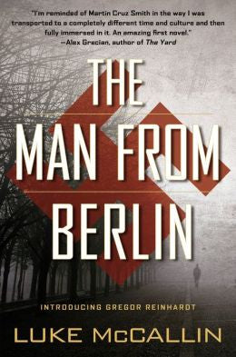 McCallin, Luke - The Man From Berlin