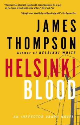Thompson, James - Helsinki Blood