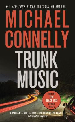 Connelly, Michael - Trunk Music