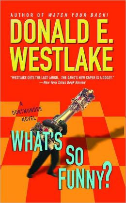 Westlake, Donald E - What's So Funny?