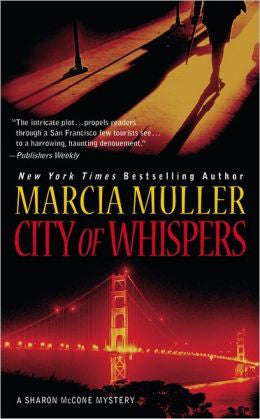 Muller, Marcia - City of Whispers
