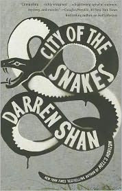 Shan, Darren - City of the Snakes